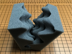 crosslinked polyethylene foam