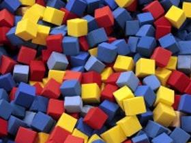 Foam Pit Cubes Foam Pit Blocks