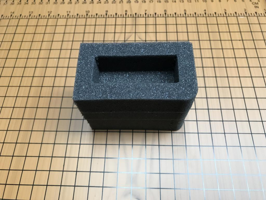 Open Cell Polyester foam custom packaging parts